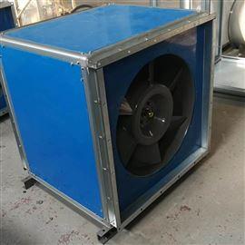 低噪音柜式消防排烟风机