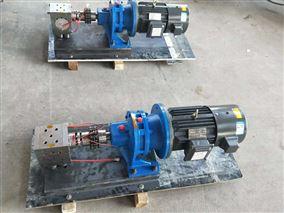 BYRT挤出机熔喷熔体计量泵
