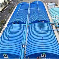 泰州污水厂废气除臭收集工程