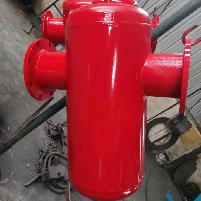 螺旋脱气除污器