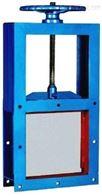 LMD手动方形插板阀