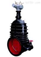 Z942W电动煤气闸阀