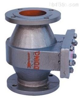 铸钢抽型式阻火器