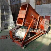 超杰塑机SWP450塑料管材型材板材粉碎机