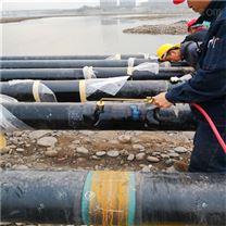 秦皇岛市水下管道穿越--方法步骤