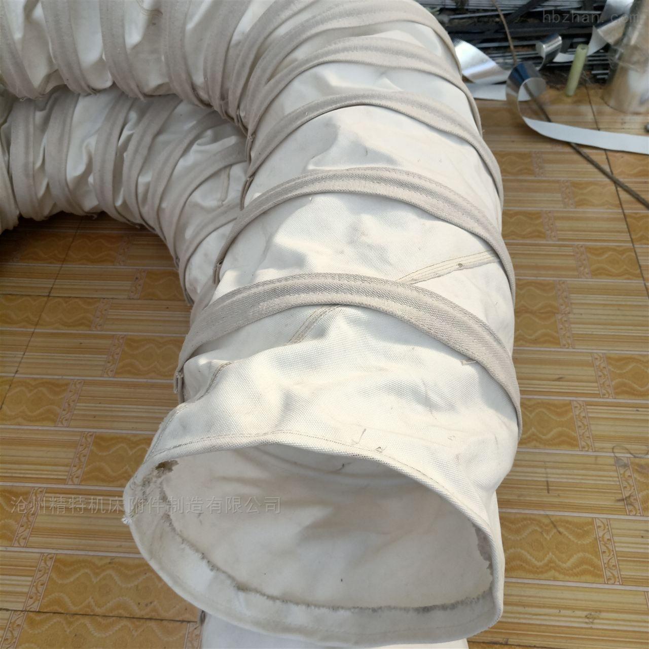 水泥伸缩布袋