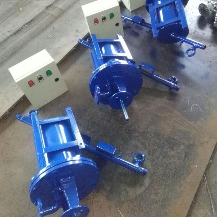 河水DN400自清洗过滤器厂家