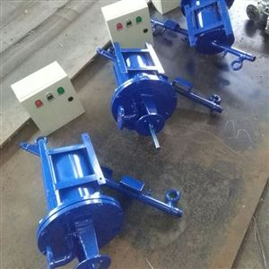 HSRZQX河水DN400自清洗过滤器厂家
