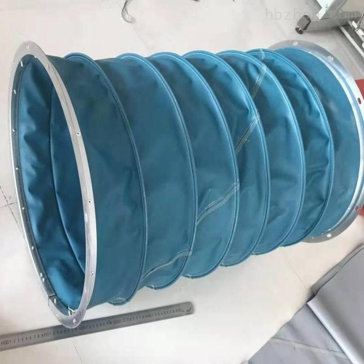 陶瓷纤维伸缩通风软连接