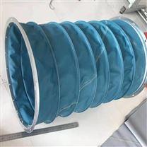 矩形耐磨伸缩式通风软连接规格