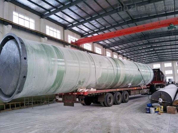湖南湘潭一体式雨水提升泵站