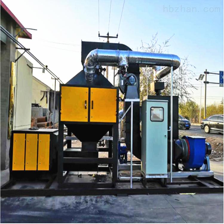 环振科技-HZ-920防爆除臭催化燃烧器