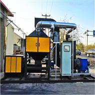 hz-110催化燃烧设备 塑料燃烧废气处理
