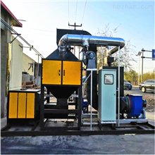 hz-1214催化燃烧 脱臭设备 排放标准