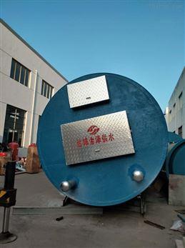 一体化预制泵站 智能控制污水提升泵站