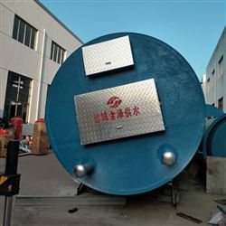 JZ-1200-2000定制型玻璃钢一体化污水泵站