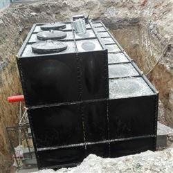 10x5x3厂家箱泵一体化无浮泵站
