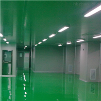 潍坊电子厂净化车间装修工程
