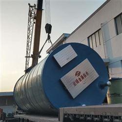 JZ-1200-2000污水处理 一体化预制泵站