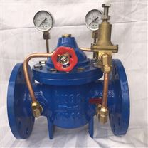 200X 泵房用水减压阀