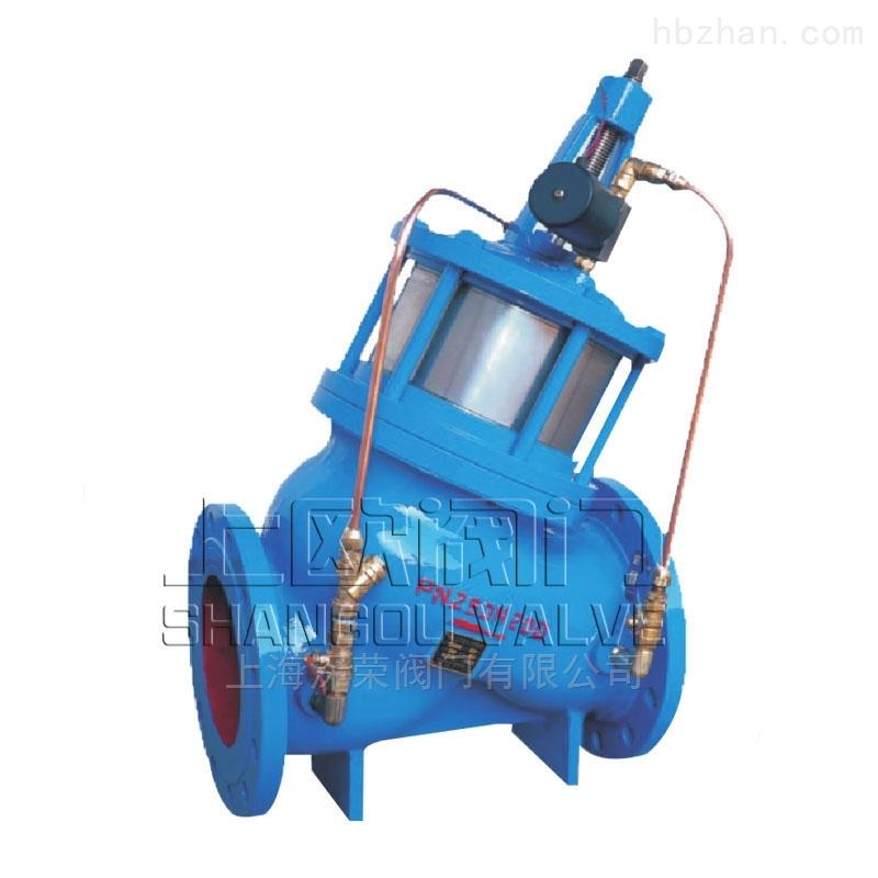 活塞式电动控制阀