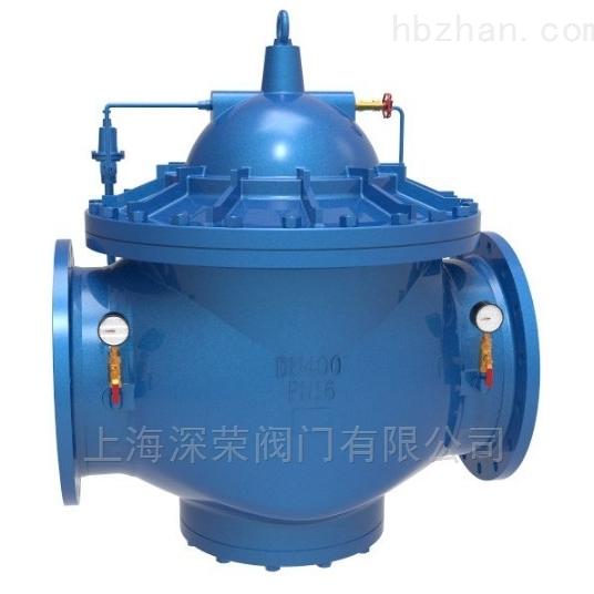 水控多喷孔减压阀