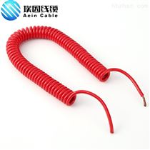 UL20549弹簧线伸缩线UL认证螺旋线