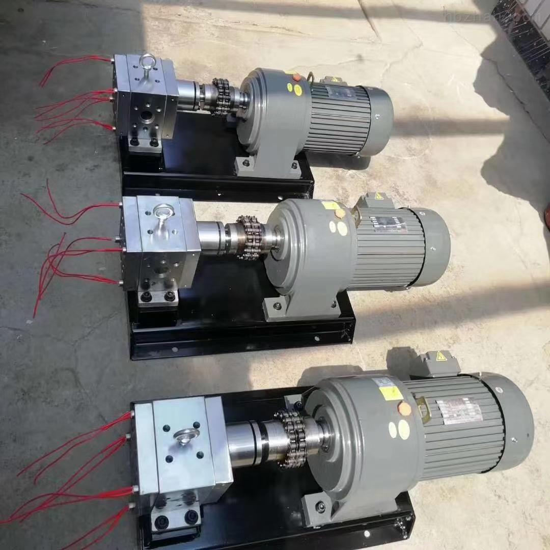 RT型熔喷布齿轮计量泵