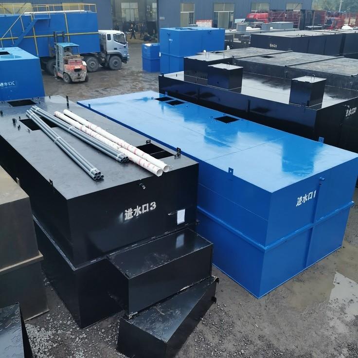 佛山社区污水处理设备产品供应