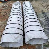 耐磨帆布伸缩袋水泥输送设备生产