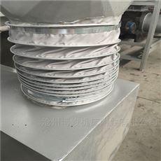 水泥厂耐磨帆布除尘散装伸缩布袋厂家