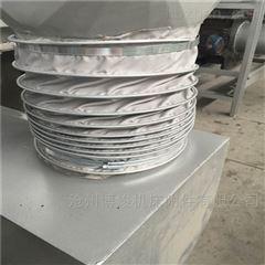 鋼帶伸縮帆布耐磨水泥卸料收塵布袋型號