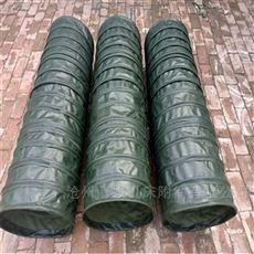 涤纶帆布除尘耐高温伸缩布袋供应商