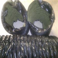 卸料机用帆布防尘伸缩布袋生产
