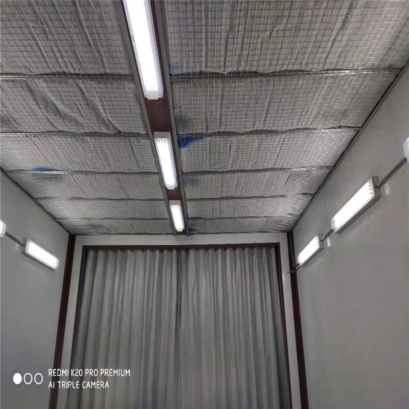 上海侧吸式喷漆房设备价格