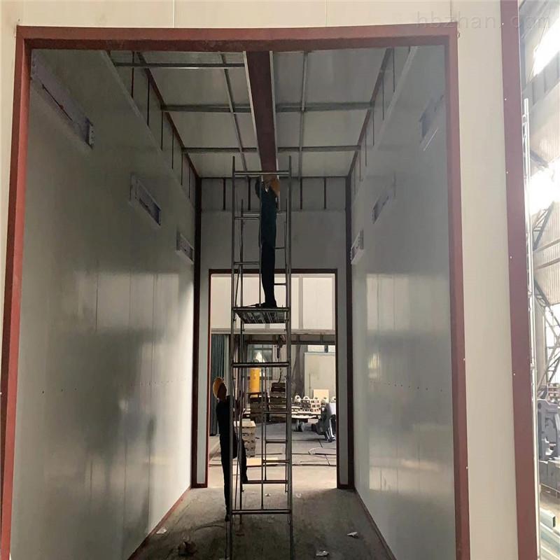 铜陵烤漆房废气处理设备生产厂家