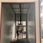 巢湖VOC废气处理地吸式喷漆房设备价格
