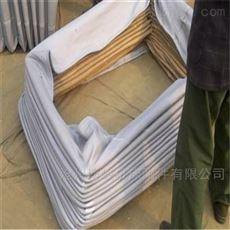 帆布耐磨伸缩通风软连接厂家制造