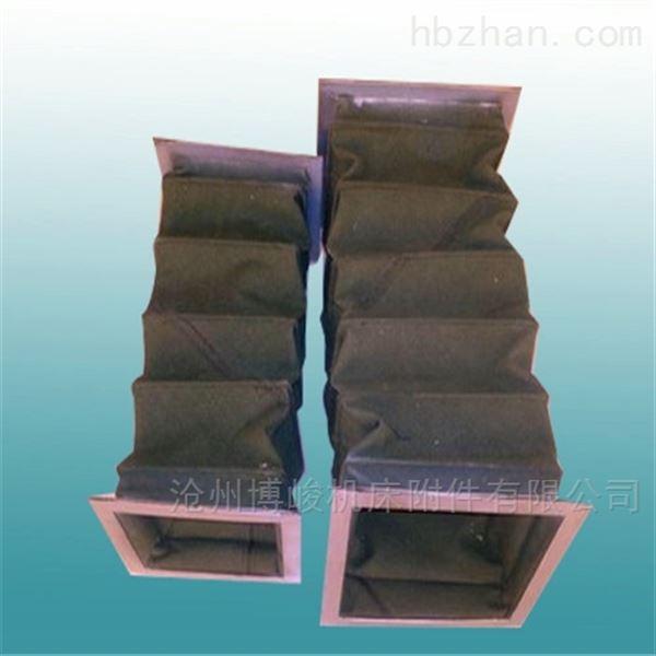 南京工业使用高质量通风帆布软连接