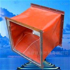 湖南风机通风帆布耐磨软连接规格定做