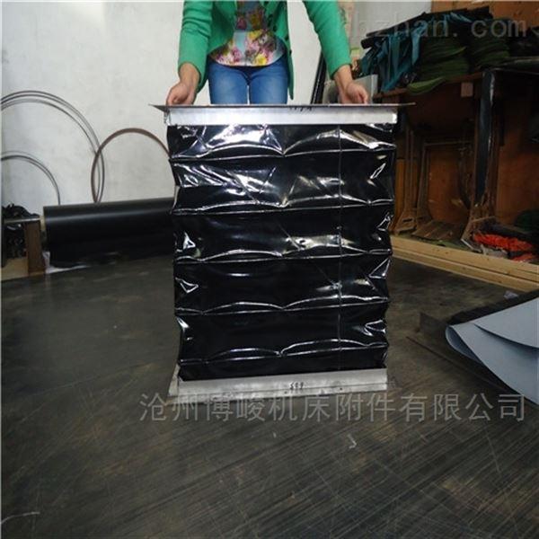 西宁耐高温加厚帆布通风软连接厂家制造