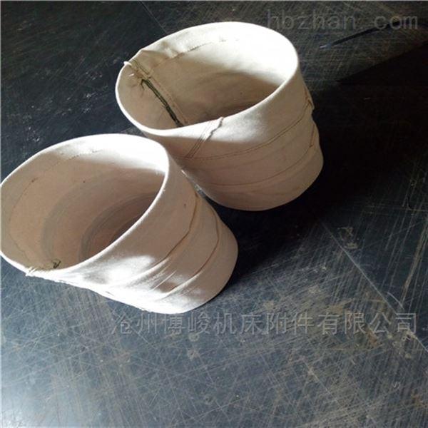 圆形干灰除尘帆布软连接厂家制造