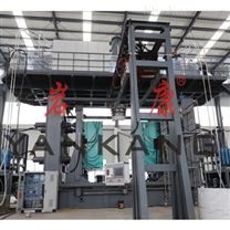 青岛岩康厂家大型全自动中空吹塑机技术优势