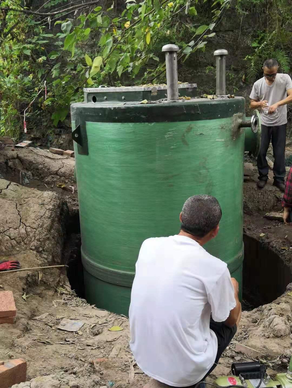 牡丹江GRP污水提升泵站厂家