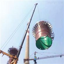hz-550环振更新废气处理脱硫塔 环保除尘设备
