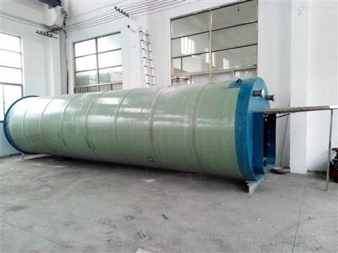 污水提升预制泵站 一体化污水泵站