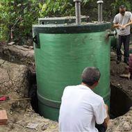 地埋式GRP污水提升泵站