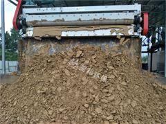 内蒙古洗山砂污泥处理