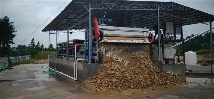 云南机制砂泥浆分离器效果