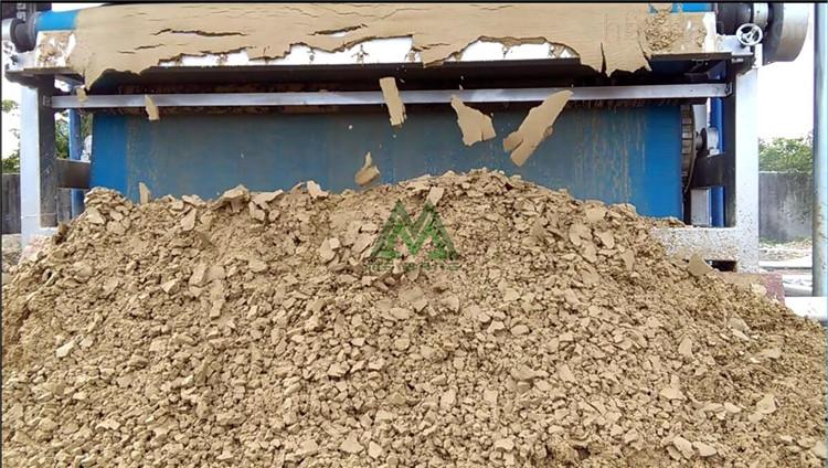 中山矿山泥浆脱水设备